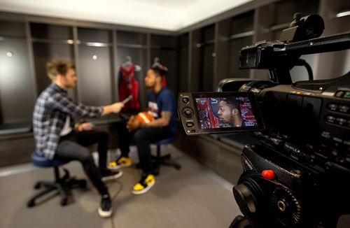 Panos Mayindombe's first interview with Bristol Flyers