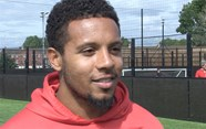 Video: Korey Smith Pre-Aston Villa home