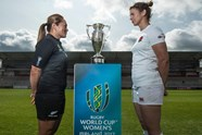 Four Bristol Ladies start Women's Rugby World Cup final