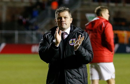 "Awards Winner Cotterill Hails ""Team Effort"""