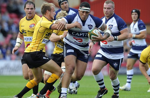Report: Bristol Rugby 26-17 Rotherham Titans