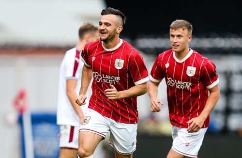 Report: Bristol City Under-23s 3-1 Burnley Under-23s