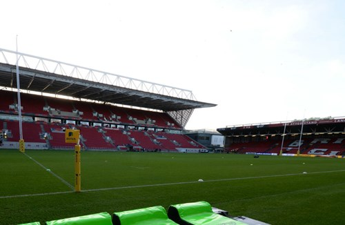 Seasonal matchday parking available at Ashton Gate