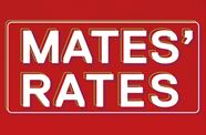 Mates' Rates for Derby clash - deadline Friday 5pm