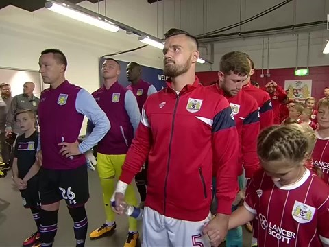 Full 90: Bristol City 1-1 Aston Villa