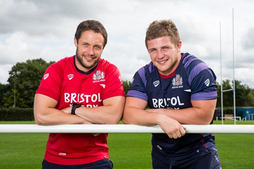 Hartpury clash a family first for Harris-Wright brothers