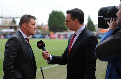 We've Worked Hard During The Break - Cotterill