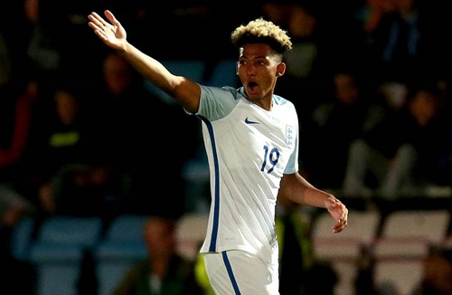 Kelly makes England Under-20 bow