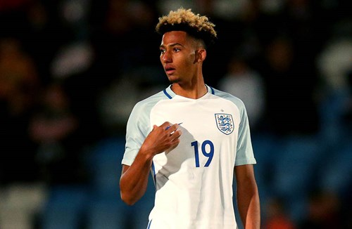 Kelly earns clean sheet for England U20s