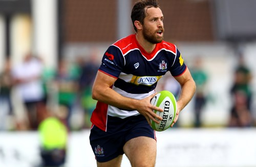 In-Depth: Morahan making waves as he begins Bristol Rugby journey
