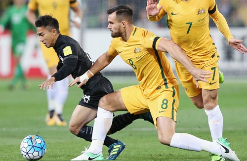 Wright's Socceroos set for World Cup decider