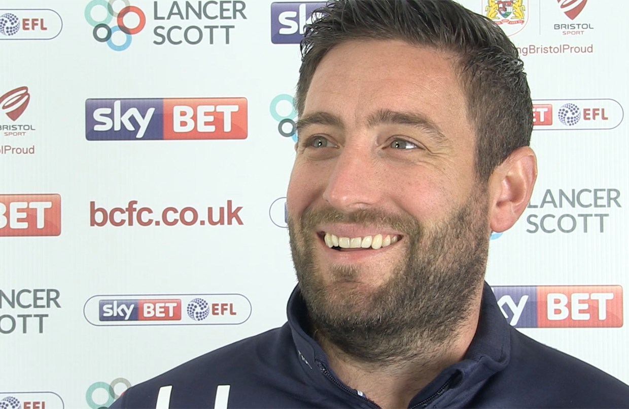 Video: Lee Johnson Pre-Reading away thumbnail
