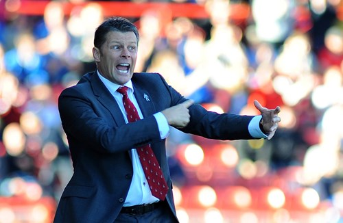Let's Get On The Front Foot Quickly - Cotterill