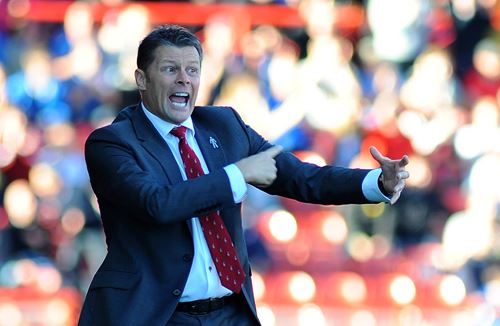 Cotterill Shortlisted For Manager Of The Month