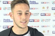 Video: Josh Brownhill Pre-Reading away