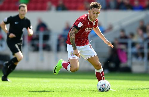 Brownhill comes in for suspended Pack