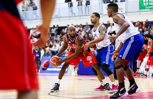 Report: Bristol Flyers 64-74 USA Select