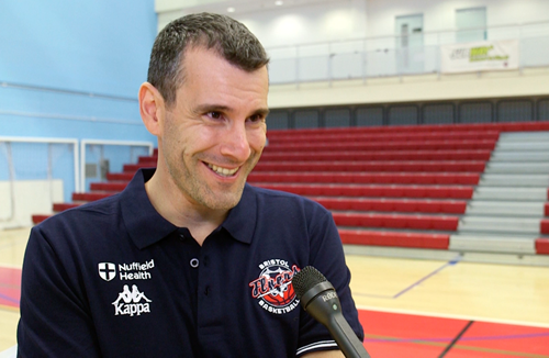 """Kapoulas - """"We must concentrate on improving as a team."""""""