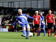 Townsend Joins Vixens From Cardiff City Ladies
