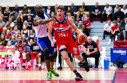 Gallery: Bristol Flyers 64-74 USA Select