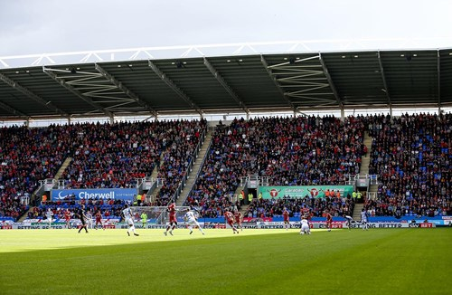 Supporters to clock up the miles in 2018/19