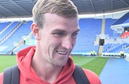 Video: Aden Flint Post-Reading away