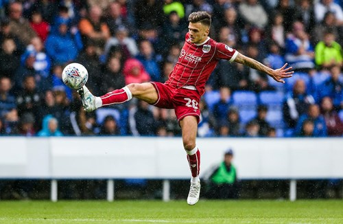 Gallery: Reading 0-1 Bristol City