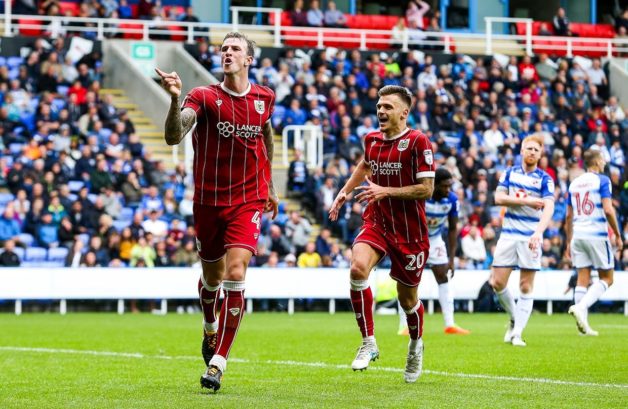 Extended: Reading 0-1 Bristol City thumbnail