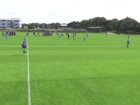 Highlights: Bristol City Under-18s 2-0 Bolton Wanderers Under-18s