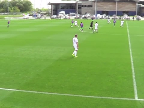 Highlights: Leeds United Under-18s 2-1 Bristol City U18s