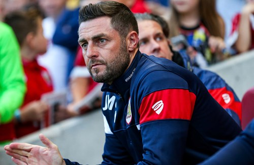 Audio: Jamie McAllister Pre-Preston North End home press conference