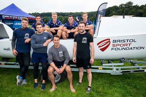 Bristol Rugby stars to attend Nuts Over the Atlantic launch
