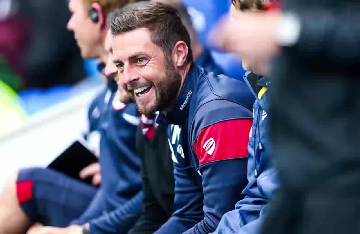 Audio: Jamie McAllister Pre-Wolves away press conference thumbnail