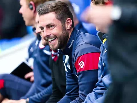 Audio: Jamie McAllister Pre-Wolves away press conference