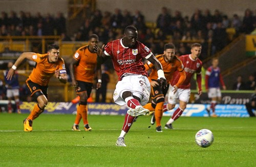 Diedhiou pleased to double goal tally
