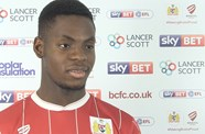 Video: Jonathan Leko Pre-Derby County home