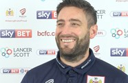 Video: Lee Johnson Pre-Derby County home
