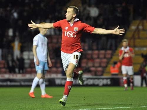 Report: Bristol City 4 - 0 Notts County