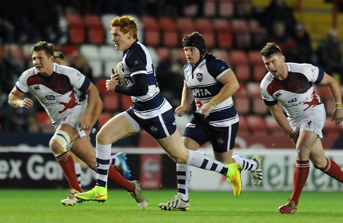 Report: London Scottish 18-22 Bristol Rugby