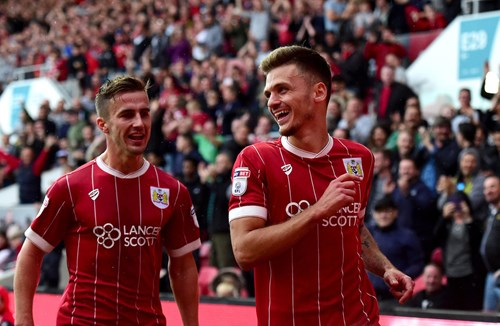 Gallery: Bristol City 4-1 Derby County