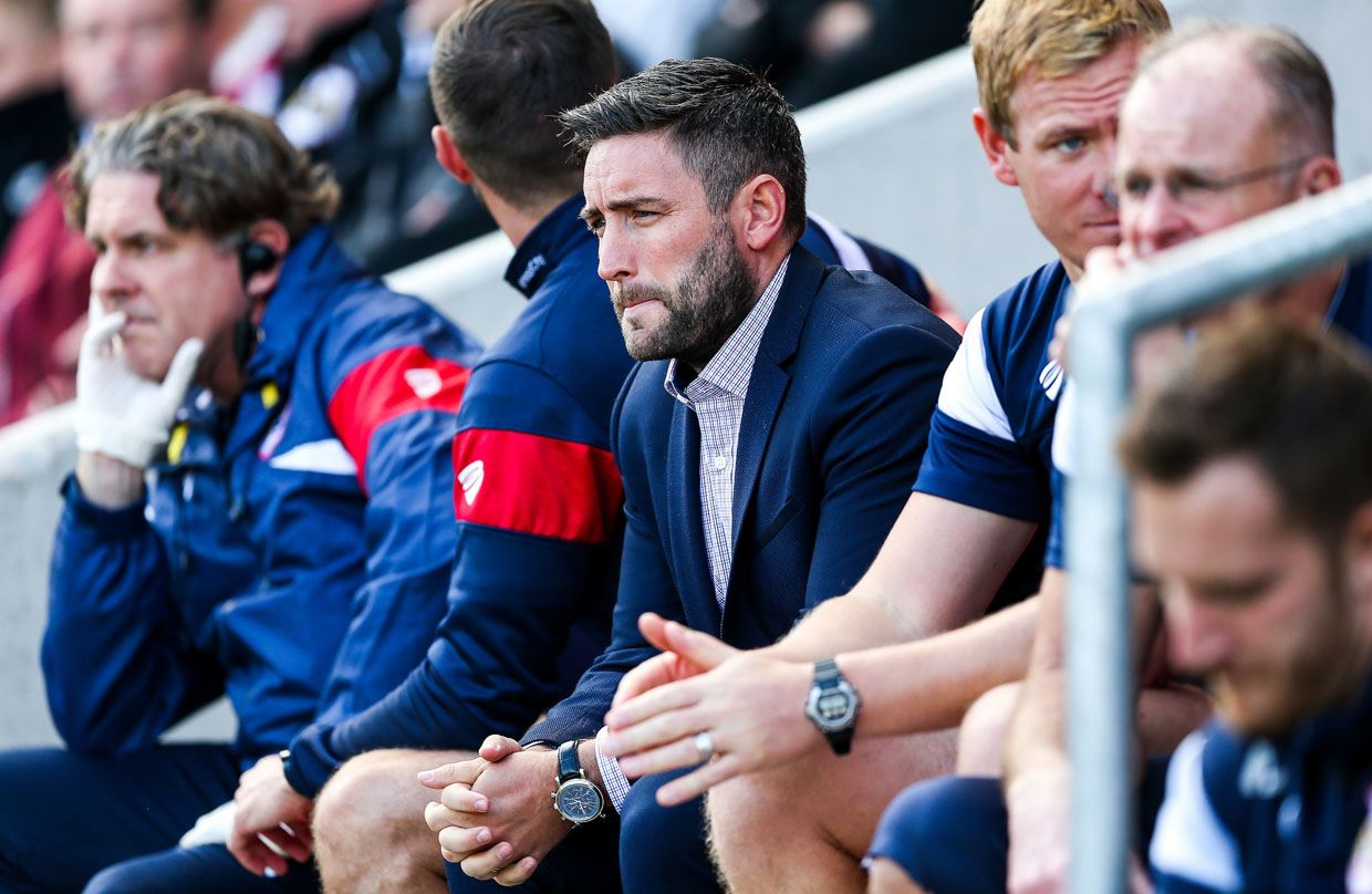 Audio: Lee Johnson Post Derby County home press conference thumbnail
