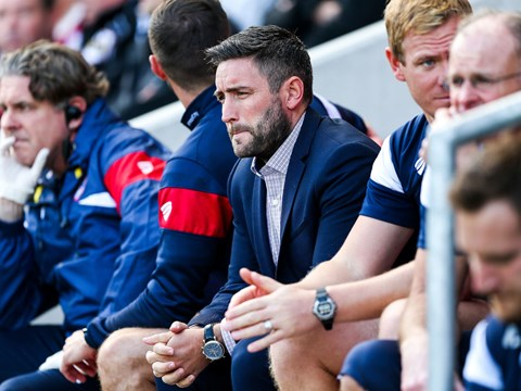 Audio: Lee Johnson Post Derby County home press conference