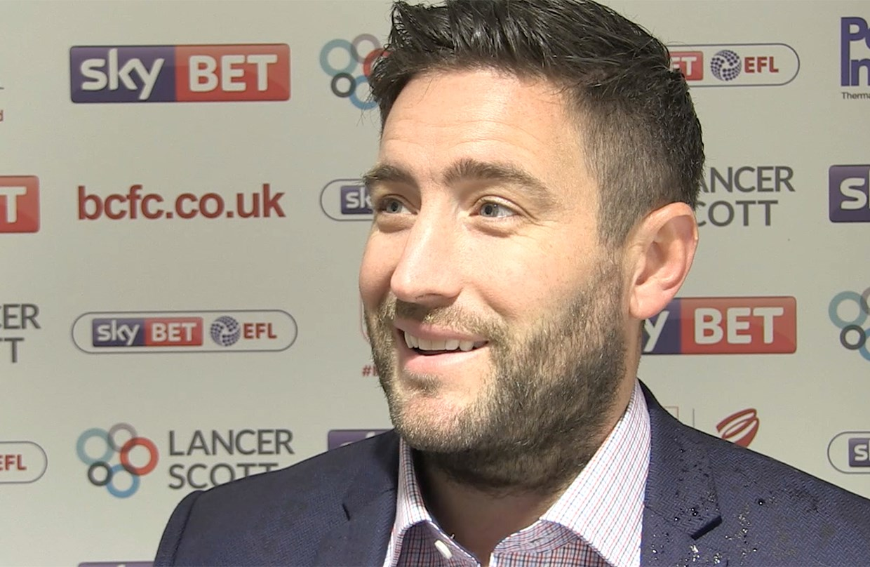 Lee Johnson Post-Derby County home BCTV thumbnail