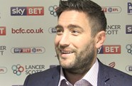 Video: Lee Johnson Post-Derby County home