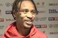 Video: Bobby Reid Post-Derby County home