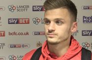 Video: Jamie Paterson Post-Derby County home