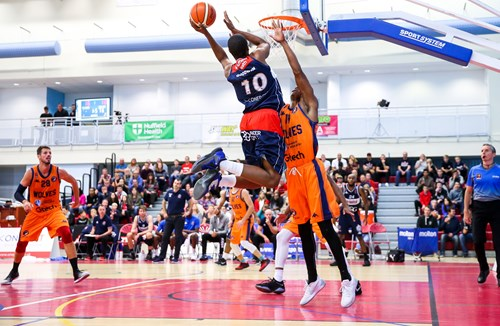 Report: Bristol Flyers 78-70 Worcester Wolves