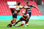 Video: Bristol Rugby 50-5 Richmond
