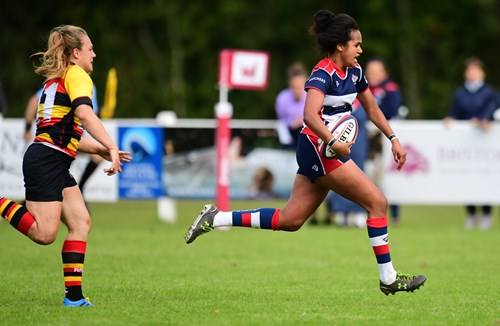 Report: DMP Sharks 3-26 Bristol Ladies