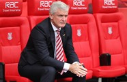 We'll go strong at City – Hughes